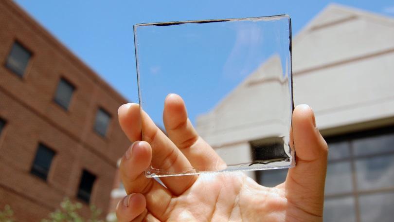Transparent Cell