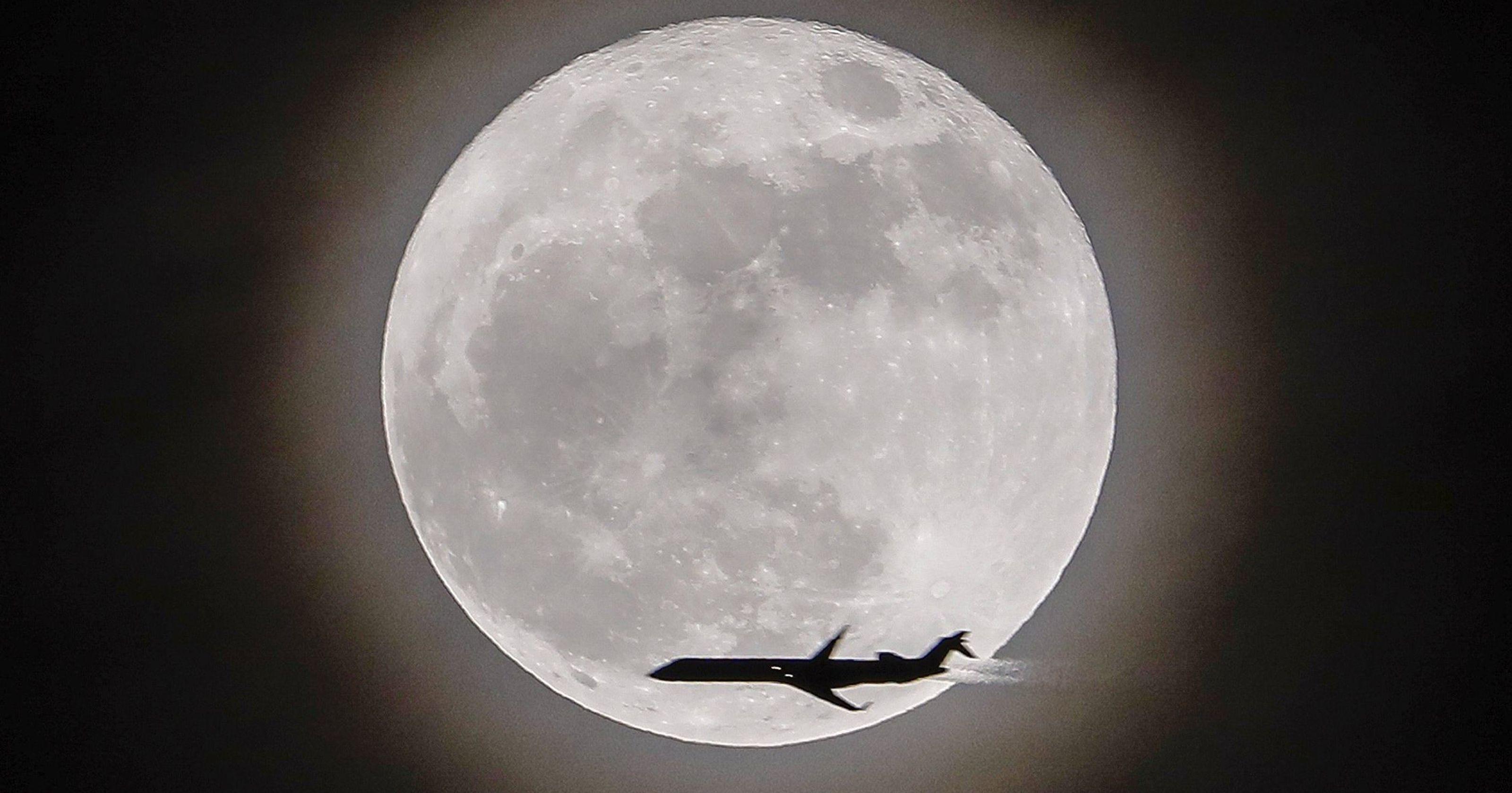Super Moon Picture